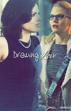 Drawing Love (Swan Queen) by mommys_babygirl