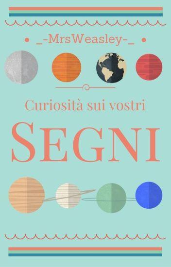Curiosità sui vostri segni zodiacali.