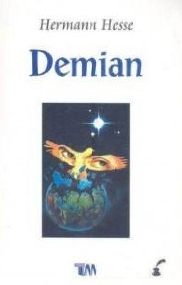 DEMIAN- Hermann Hesse