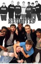 Reunited (A sidemen Fanfiction) by Sidemen111