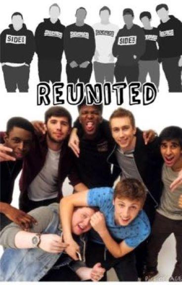 Reunited (A sidemen Fanfiction)
