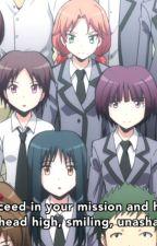 Assassination Classroom: R-Class by ashdarkangel