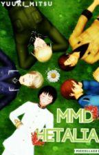 MMD Hetalia by Yuuki_Mitsu