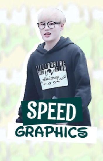 「 speed graphics 。