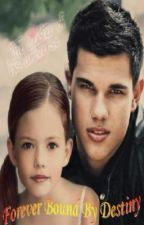 Renesmee Cullen and Jacob Black (After Breaking Dawn) by Cynix1002