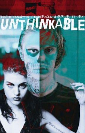 Unthinkable (Tate Langdon) by lunarmuse