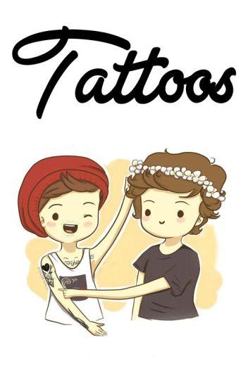 Tattoos || l.s