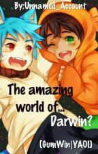 The amazing world of...Darwin? [Gumball x Darwin](CANCELADA) by 69MoMo-KuN69