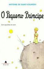 O Pequeno Príncipe by izaahluanettee