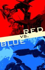 ☆ red vs blue ☆ by brave-vesperia