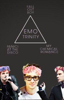 Emo Trinity Me At School Wattpad