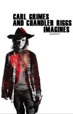 Carl Grimes & Chandler Riggs Imagines by jloveslouis17