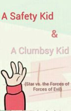 Safety Kid and A Clumbsy Kid {Star vs. the Forces of Evil Fanfic} by CiciCasanova