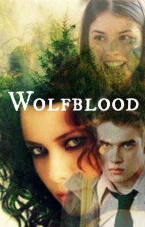 Wolfblood by Aleja_Samayoa