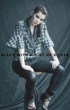BLACK WITH A HINT OF SILVER [ 1 ] | LLOYD GARMADON by h0nestIy