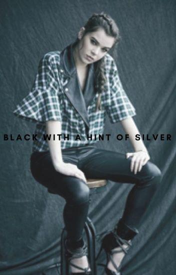 BLACK WITH A HINT OF SILVER [ 1 ] | LLOYD GARMADON