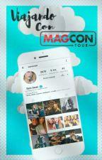 Viajando Con Magcon ✈♥ by voidvicky