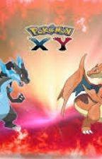 pokemon x/y: la mega evolucion de charizard by AlanAlcantara