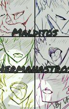Malditos  Hermanastros(harem)(yaoi) by ToryAbader