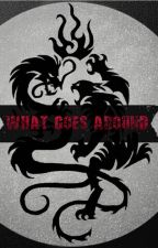 What Goes Around ( Drarry Fanfic HP) by TuckerPuppy