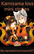 Kamisama kiss tomoe and Nanami short story by NanamiMomozono01