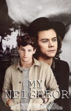 My neighbor -larry stylinson by RoseXls