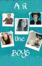 A & the boys by Zeta24