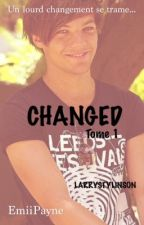CHANGED // Larry.Tome1 by EmiiPayne