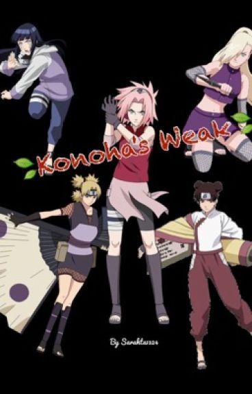 Konoha's Weak