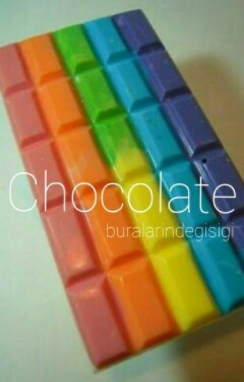Chocolate >> Larry Stylinson