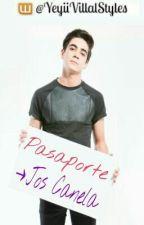 Pasaporte » J.C by YeyiiVillalStyles