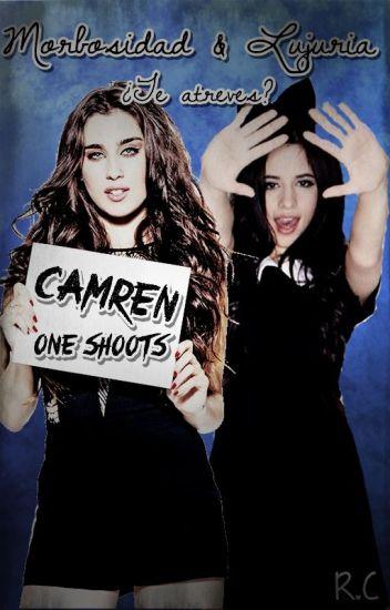 Camren One Shoots Hot