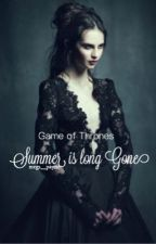 Game of Thrones: Summer is long gone. by megs__payne