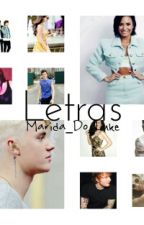 Letras by Marida_Do_Luke