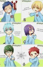 Children of the Rainbow? (Child! KnB X Reader) by _sakura_honda_