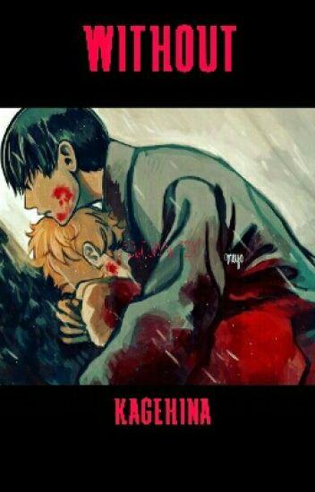 Without - Kageyama x Hinata (Kagehina)