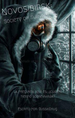 Novosibirsk: Society of Survival. by RusskiDrug