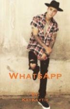 WhatsApp(Justin Bieber) by KayKaytie