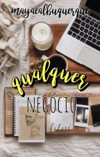 Qualquer Negócio|Rafael Lange| CellBit by mayaealbuquerque