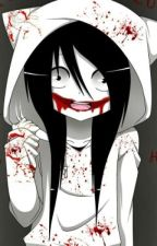 Creepypasta Rp Book by yandere_chan253