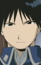 Roy Mustang x Stubborn! Reader: Just Bare With Me by peanutbutterdemon