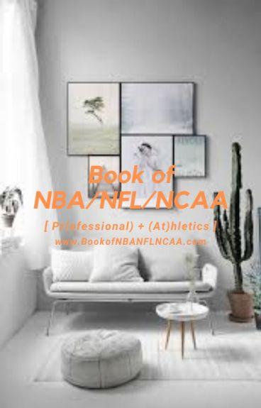 Book Of NBA/NFL/NCAA