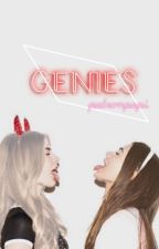 Genies by PatronPapi