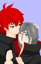 The Shy Angel {Sasori Love Story} by color_fades
