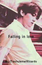 Falling in Love(exo baekhyun fanfic) by MeshulemetRicardo