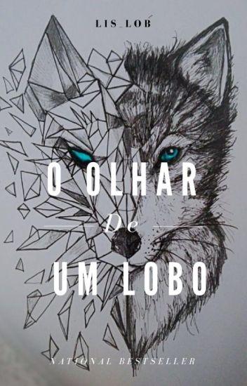 O olhar de um lobo