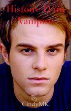 Histoire d'un vampire by CindyMK