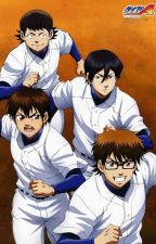 Ai no Ace (Diamond no Ace One-shots) by Shiratori-Niyu