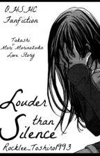 "Louder than Silence ||OHSHC - Takashi ""Mori"" Morinozuka|| by Rocklee_Toshiro1993"