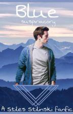Blue - Stiles Stilinski AU by suspiriacory